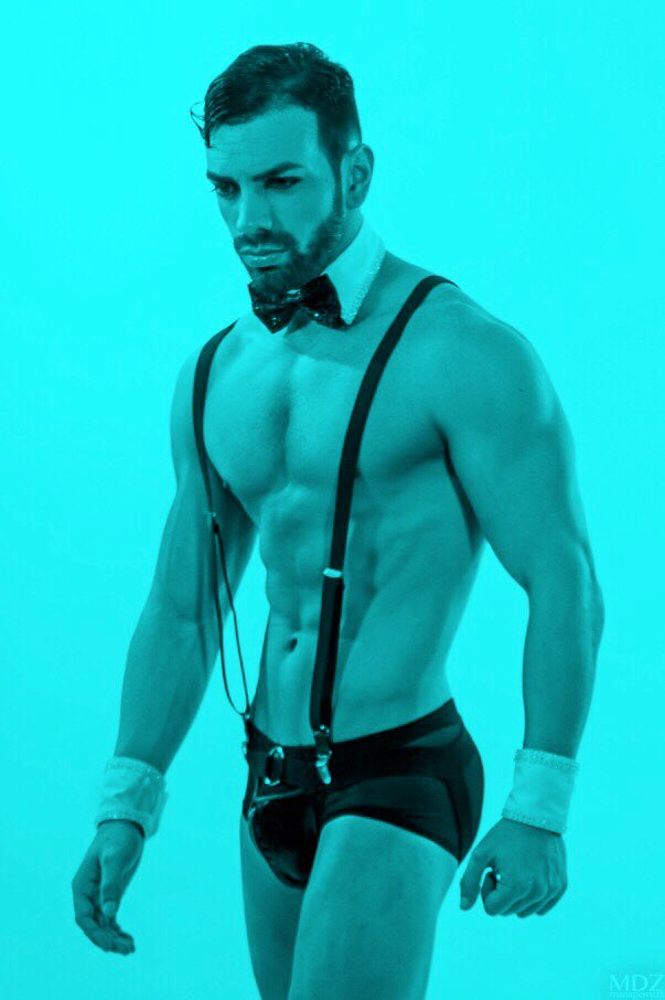 Christian González by @MDZmanagement_.  One of our muses...  Thanx! #male #model #beard #hunk #boy #shirtless #ShirtlessTwitter #underwear #leather #leathergear<br>http://pic.twitter.com/l4RrE3JnRR
