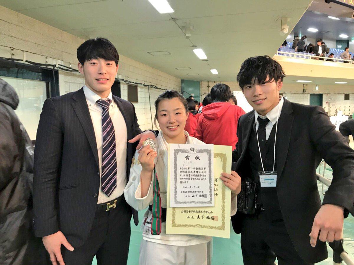 """Genki Koga on Twitter: """"ひよりお疲れさま。選手権のメダルが たくさん🥇🥈🥈🥈🥈🥉 優勝目指してまた頑張ろう🥋… """""""