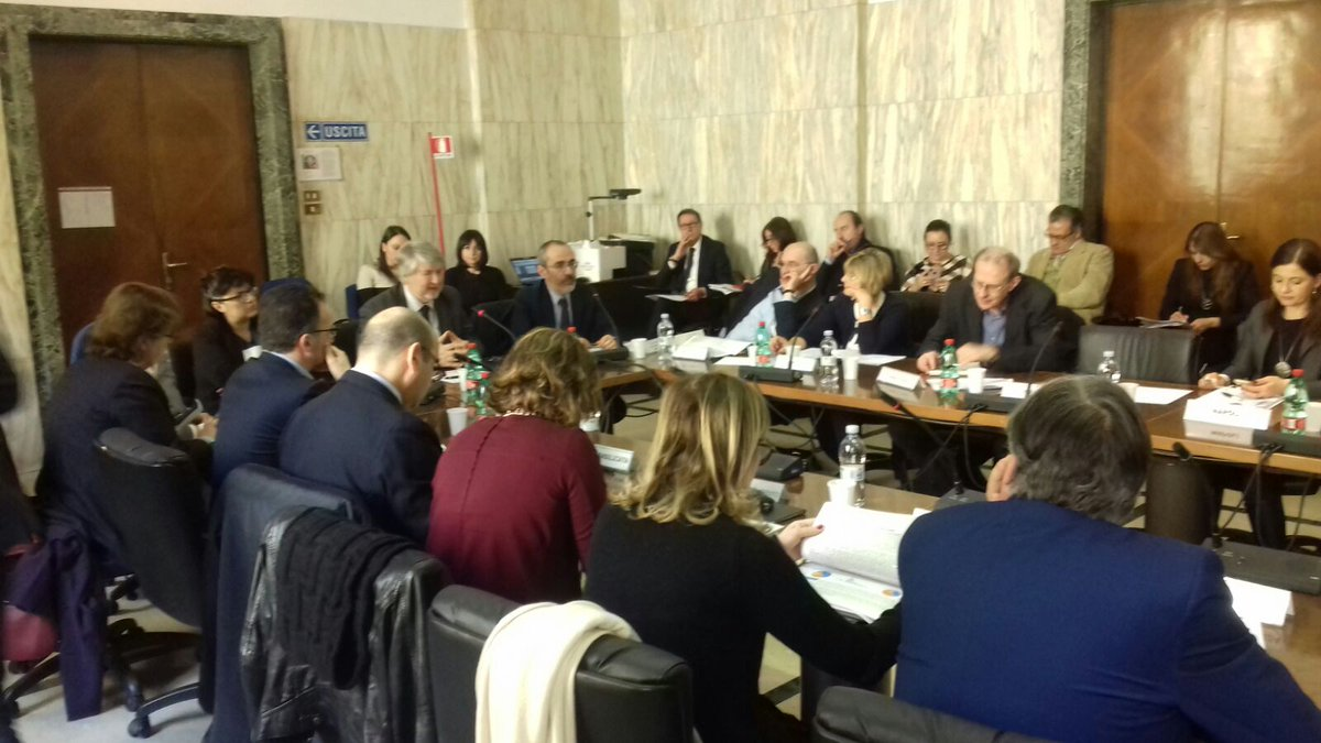 Piano per gli interventi e i servizi sociali di contrasto a #povertà: in corso la riunione con all\