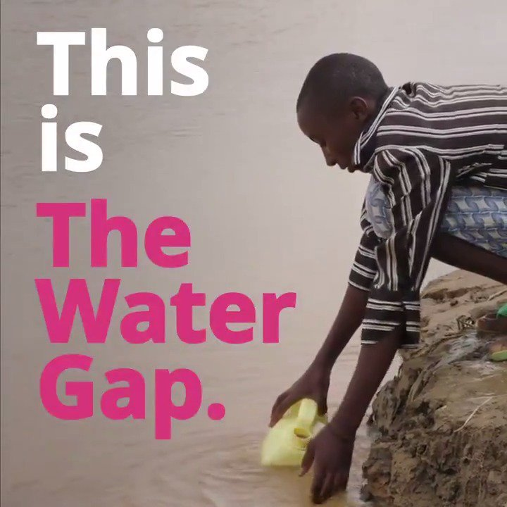 Image for the Tweet beginning: It's #WorldWaterDay - and the