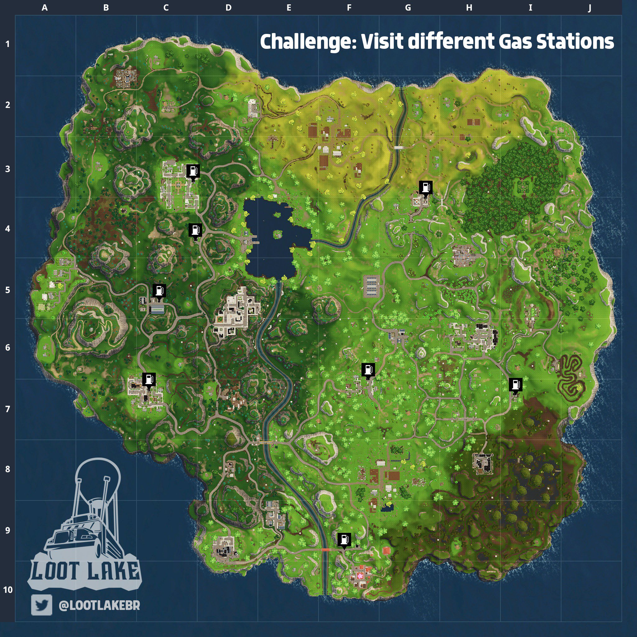 Lootlake Net Fortnite News On Twitter Quot Tip Locations