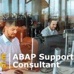 https://t.co/MxfpfOzYMF #SAP #ABAP #WeNeedYou