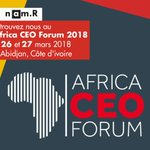 Image for the Tweet beginning: .@cyrilmontana représentera @namr_france au #AfricaCEOForum,