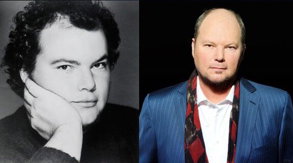 All hail Christopher Cross: the only man to look like both members of Tenacious D in one lifetime.