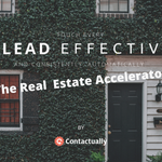 Do your #leads fall through the cracks from time to time?  We're here to help! With the Real Estate Accelerator, every lead gets touched #effectively and #consistently. #Automatically. Learn more and get started today! https://t.co/Gn6I2ddHqx?
