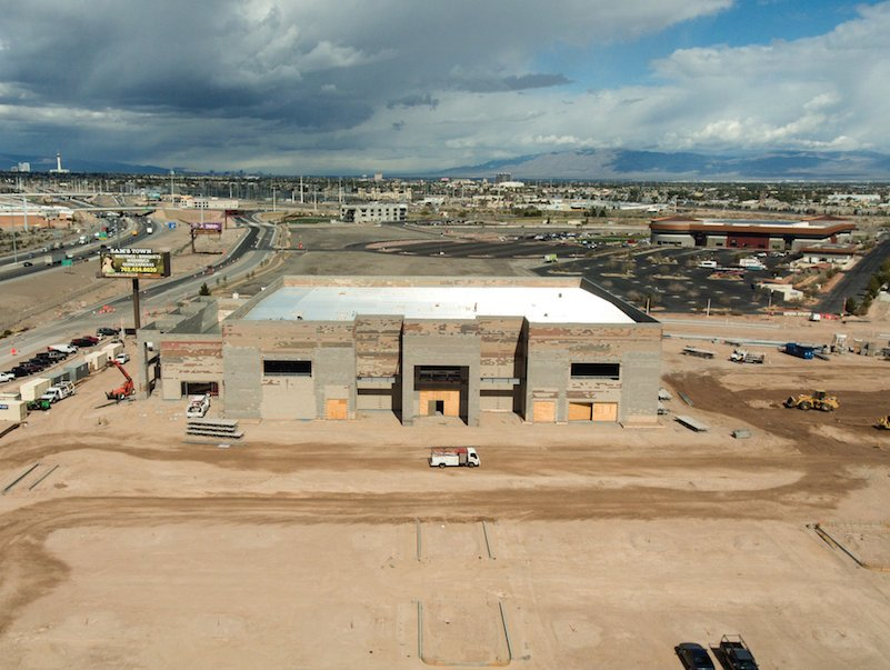 Las Vegas Athletic Clubs On Twitter Progresspic The New 90 000 Square Foot Lvac 95 Galleria Is Well Underway To Being The Best Club You Ve Ever Worked Out At This Facility Will Resemble Our North