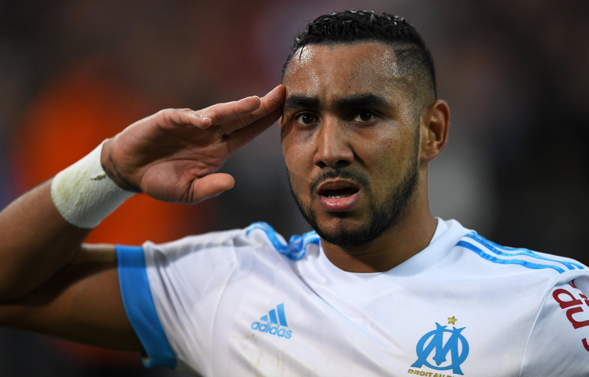From 1 to 5: how highly do you rate Marseille star Dimitri Payet? 🤔  #UEL