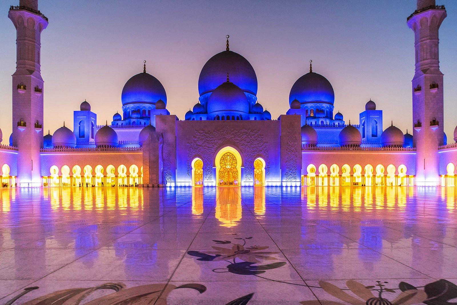 Фотографии мечетей мира хорошем качестве хотела собрать