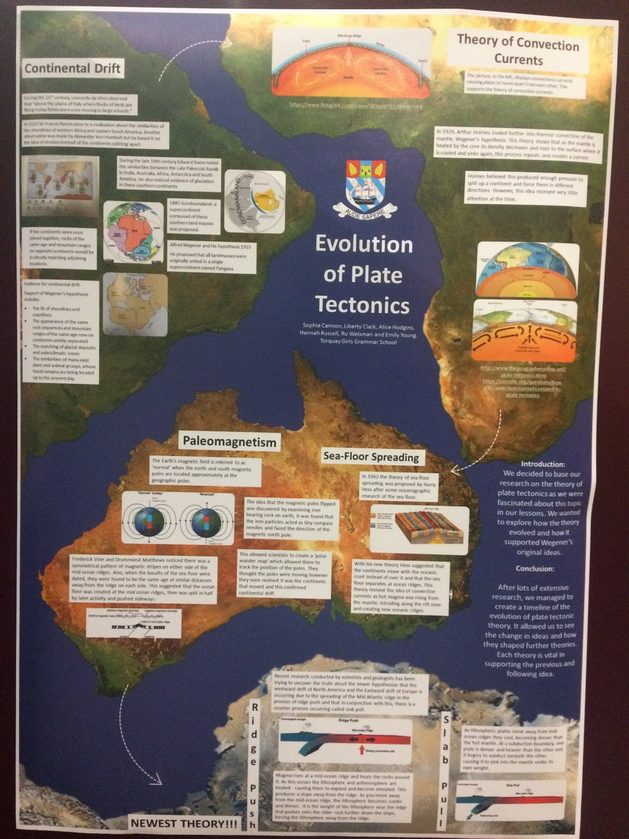 Geological Society On Twitter Some More Brilliant Posters For The