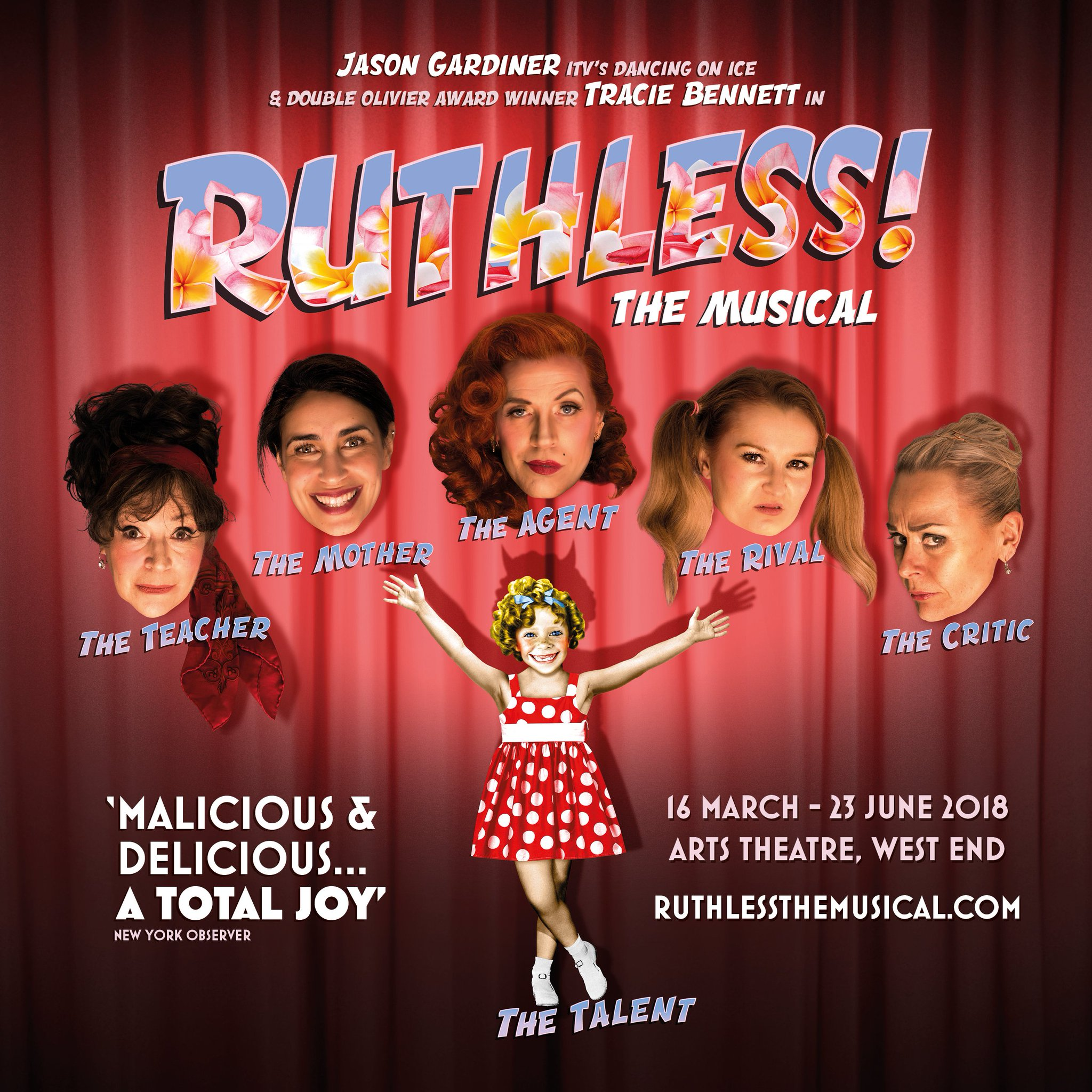 RT @ArtsTheatreLDN: Not one but TWO chances to catch @RuthlessMusical today https://t.co/C7FLW1r2om https://t.co/Z4pt2XqnqX