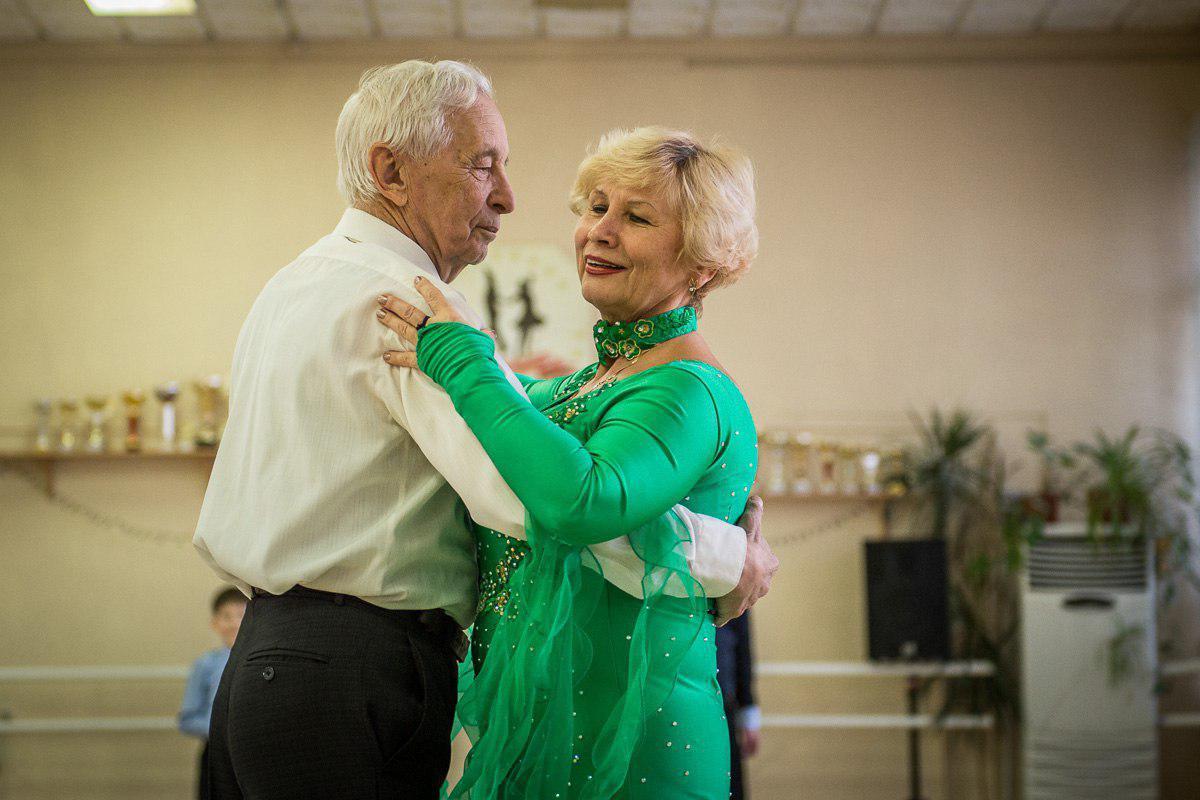 при небольшом фото танец пожилые способ позволяет только