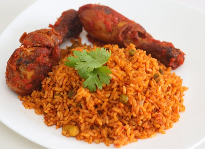 my best food is rice