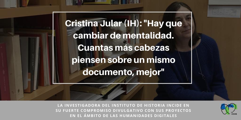 Ciencias Humanas y Sociales (CCHS - CSIC) on Twitter: \