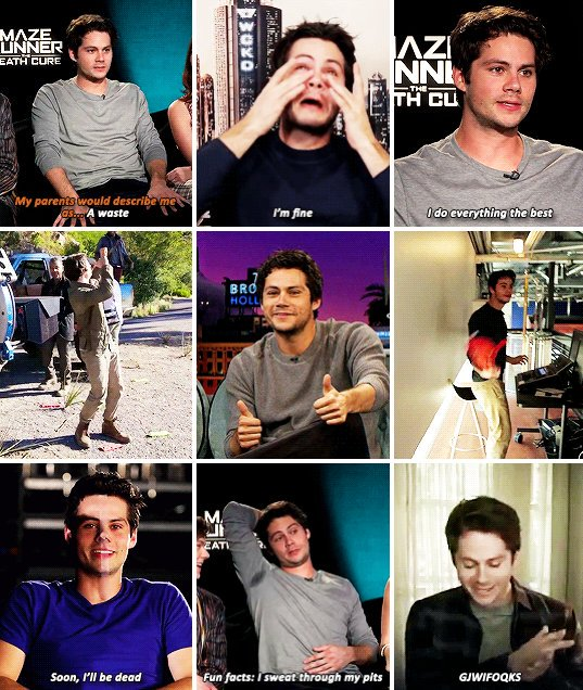 DYLAN O'BRIEN IS A MOOD https://t.co/sB5...
