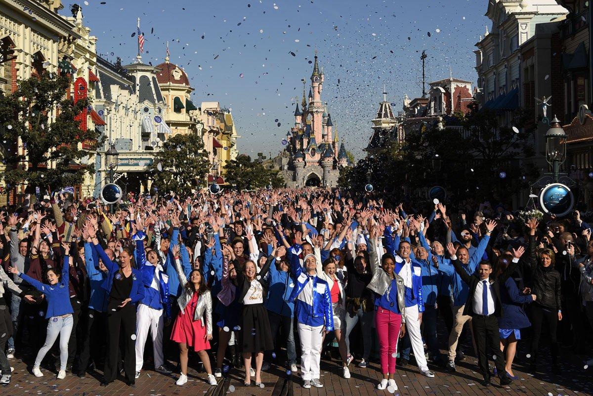 Groupe Euro Disney on Twitter