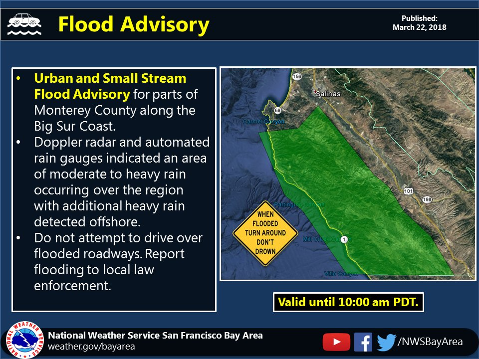 NWS Bay Area on Twitter: