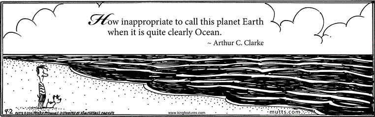 save planet - save ocean