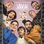 Todo listo para la 4ª temporada de #AllíAbajo @AlliAbajo Estreno en @antena3com el 2 de abril.