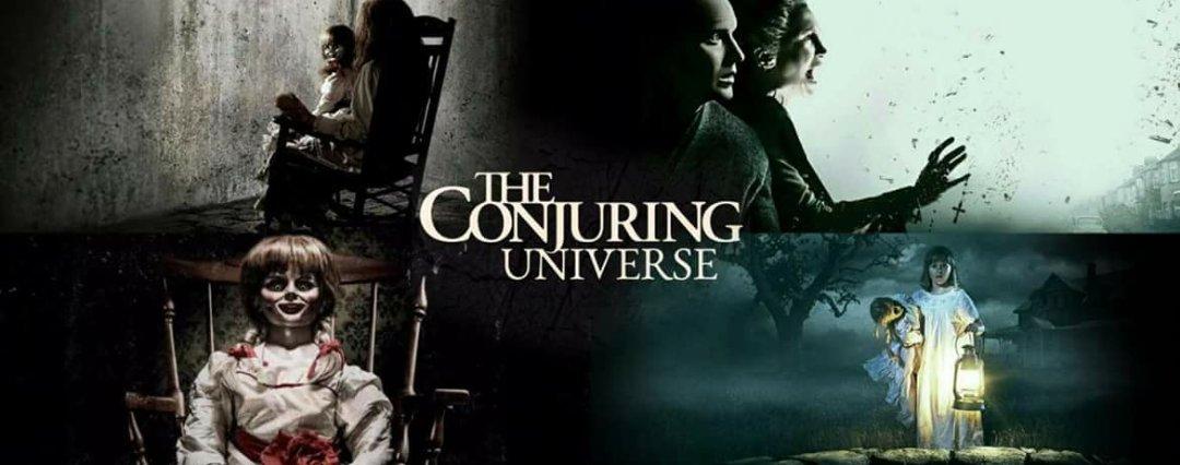 Conjuring Universum Reihenfolge