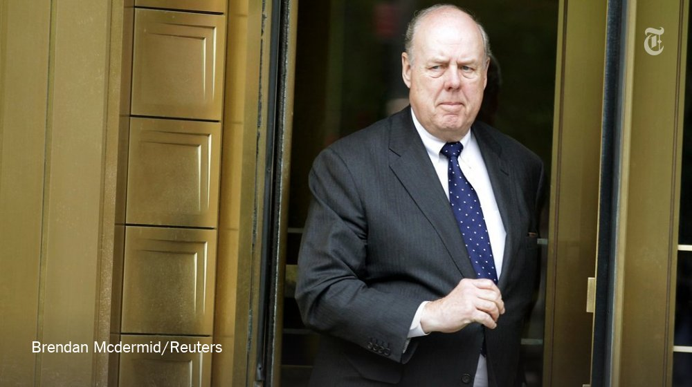 President Trump's lead lawyer for the special counsel investigation, John Dowd, has resigned after concluding that Trump was increasingly ignoring his advice https://t.co/w1q8YHvXgq