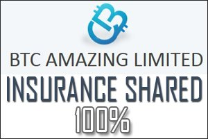 Image for BTC AMAZING Insurance shared 100%.
