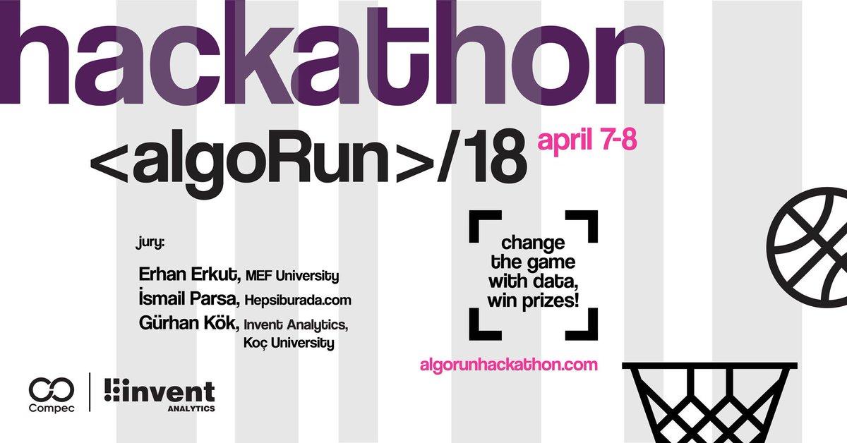 AlgoRun '18 Hackathon 2 ile ilgili görsel sonucu