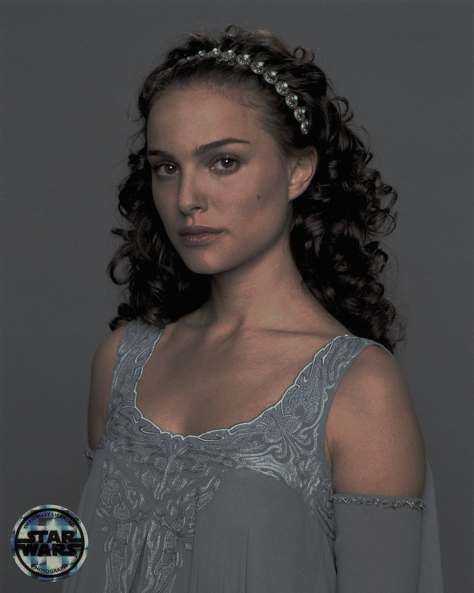 Star Wars Archive On Twitter Natalie Portman As Padme Amidala Star Wars Episode Iii Revenge Of The Sith 2005