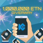Image for the Tweet beginning: ETN trading competition NOW on