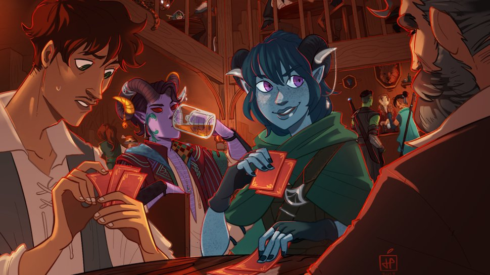 Geek Sundry On Twitter Gallery Criticalrole Fan Art Dirty Dealings Https T Co Miftblbuua We look forward to seeing you all when we return vax'ildan vessar. geek sundry on twitter gallery