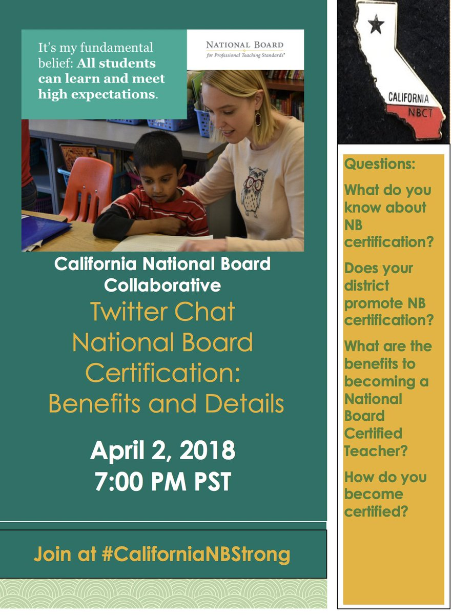 California Teachers Association On Twitter Twitter Chat Alert