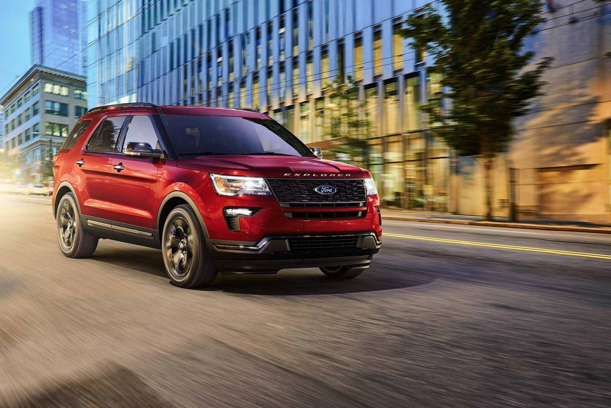 Just wait until you see it in person. Test drive the Ford Explorer at Hardy Family Ford today! https://t.co/yXpb0DdP3y