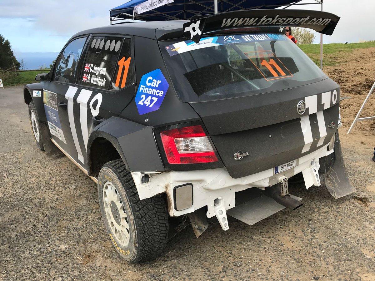 Rally Azores 2018 ERC DY6Hf14X4AAeYwo