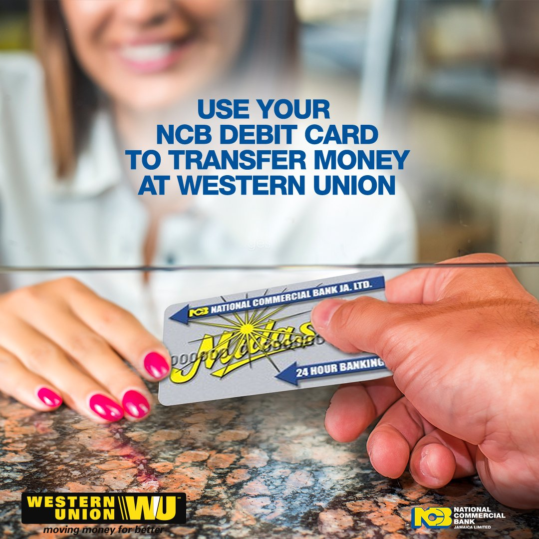 Amazing Ncb Jamaica On Twitter You Can Now Use Your Debitcard To Transfer Wiring Digital Resources Funapmognl