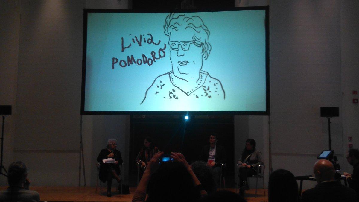 """Livia Pomodoro al @FDUmilano: """"Il problema dell\"""