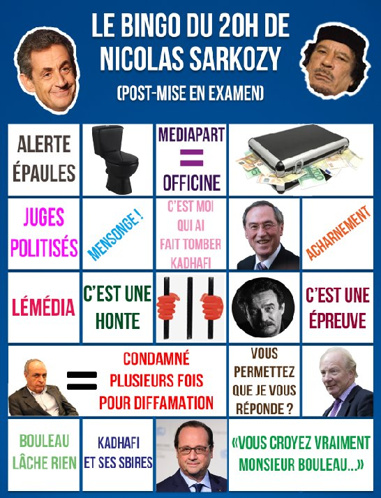 O Xrhsths Buzzfeed France News Sto Twitter Quelle Indignite Ce Bingo