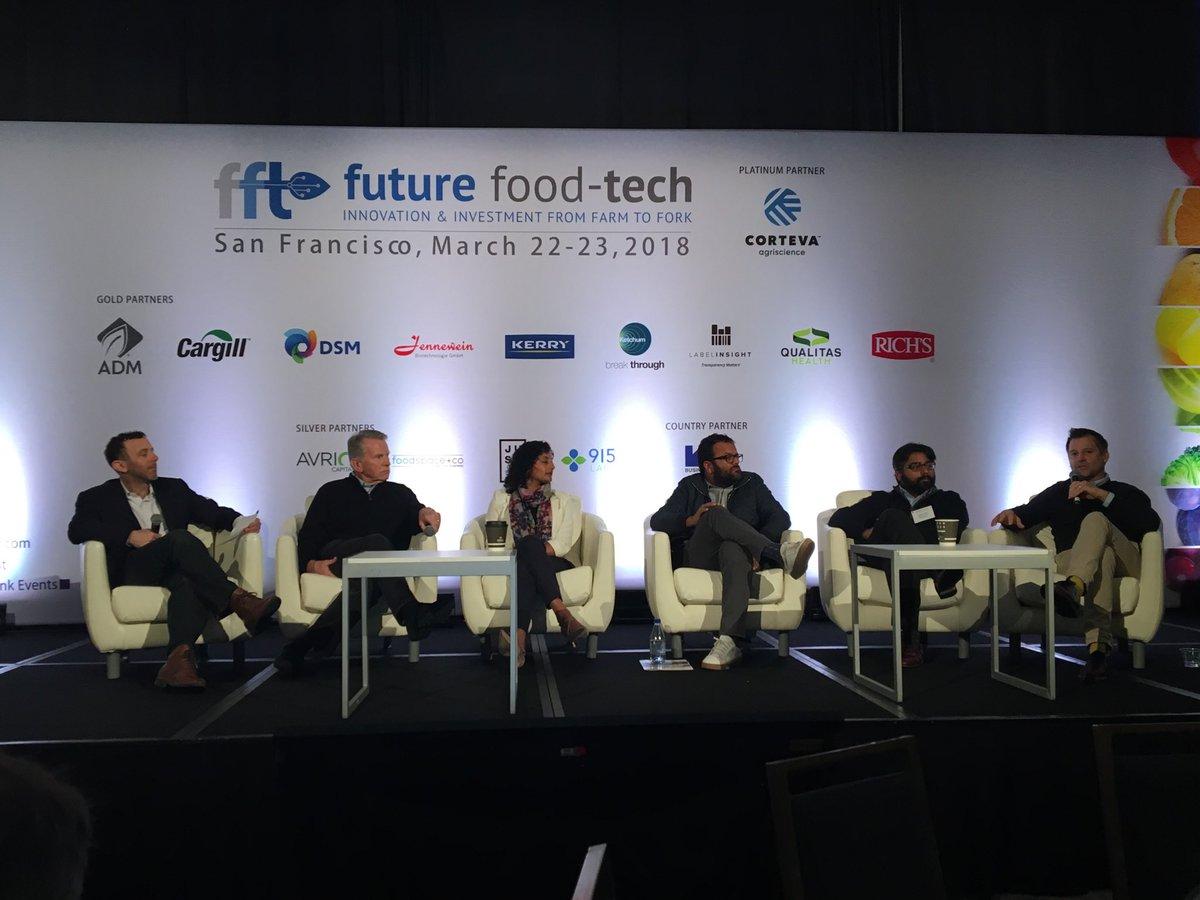 Future Food-Tech on Twitter: