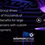 Discover how @solomon_group, a firm that produces large events, uses #lowcode to develop custom #apps that improve the experience of event attendees while delivering a 6-figure increase in event revenue for its customers: [Video] https://t.co/4t4T29ONGD