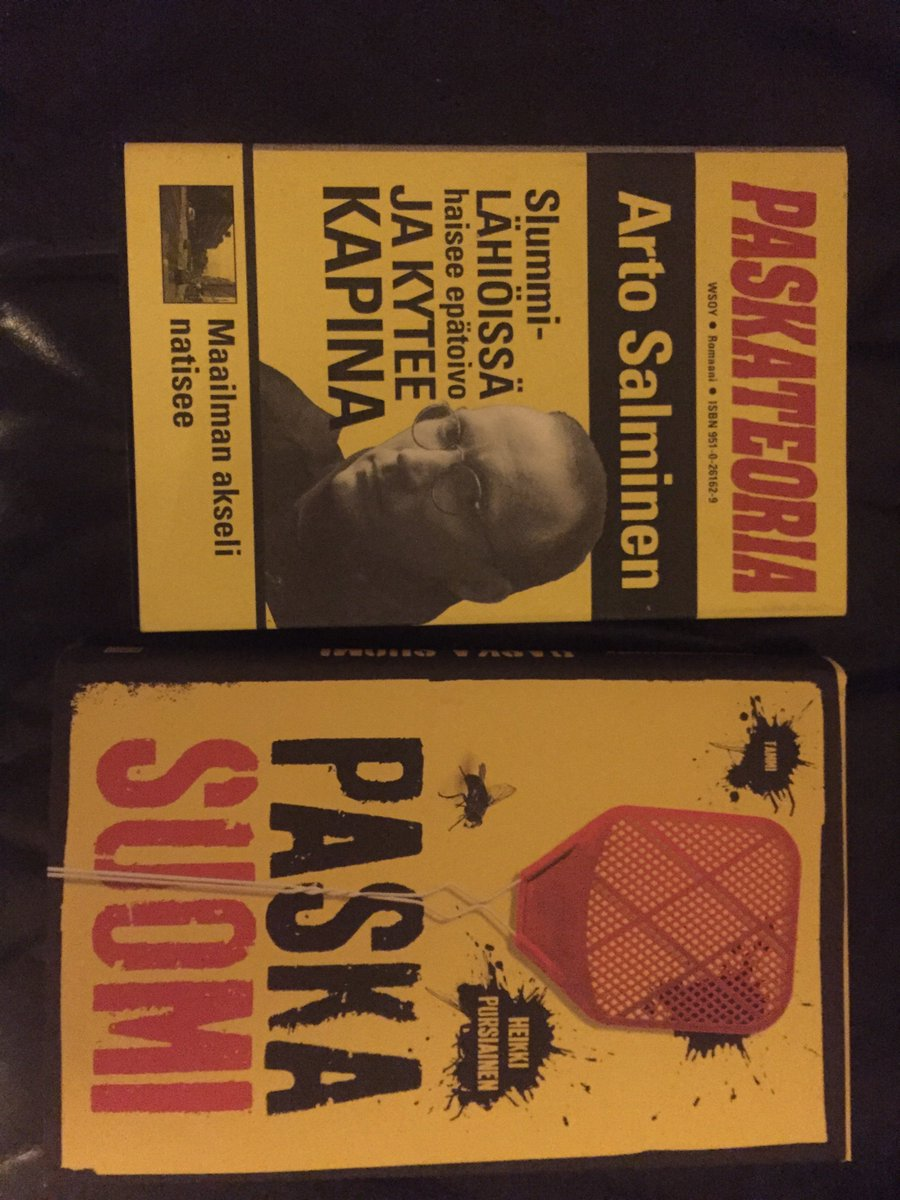 musta suku puoli romaaneja