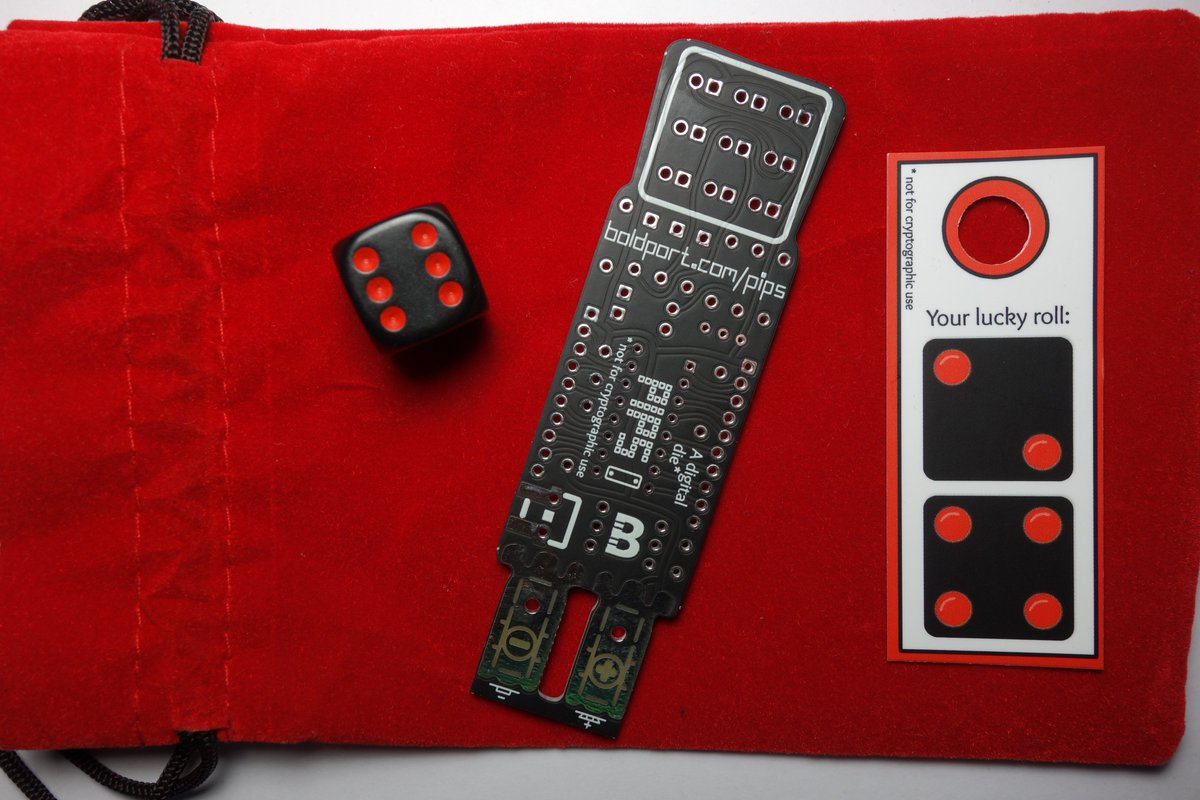 Time to start another @boldport #BoldportClub project.