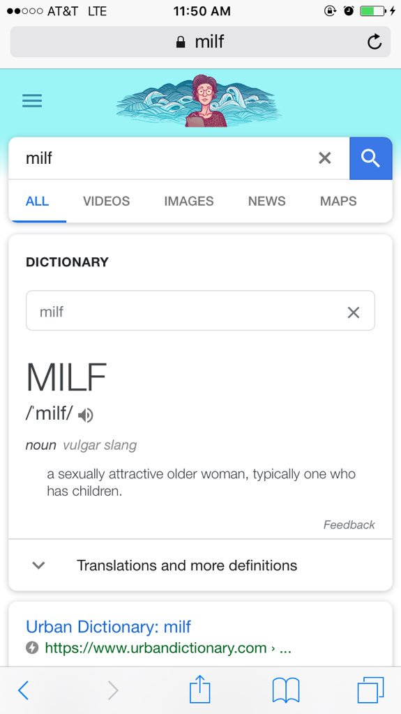 What milf means