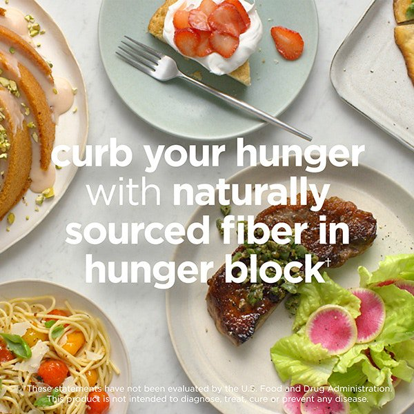 I just started using Hunger Block from Espira myself, and I can definitely say I feel fuller than on the days I do not take it. Available as an autoreplenish item through my website. youravon.com/mrisner?utm_me…