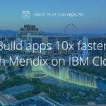 .@IBM selected Mendix as #lowcode leader & has a global reseller agreement with us, making it easy for enterprises to use Mendix on #IBMCloud while bringing #AI and #Cloud to low-code development. See us at booth 743 at #IBMThink or click here: https://t.co/gnB8lttIDu