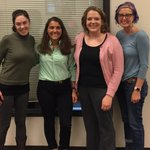 Congrats to #QuaveLab #Emory undergrad Stephanie on earning Highest Honors @emorycshh for her undergrad thesis defense on #botanicals for Malessezia furfur! Pictured here with her committee: Dr. Chisolm, Stephanie, Dr. Q & Dr. Hickman
