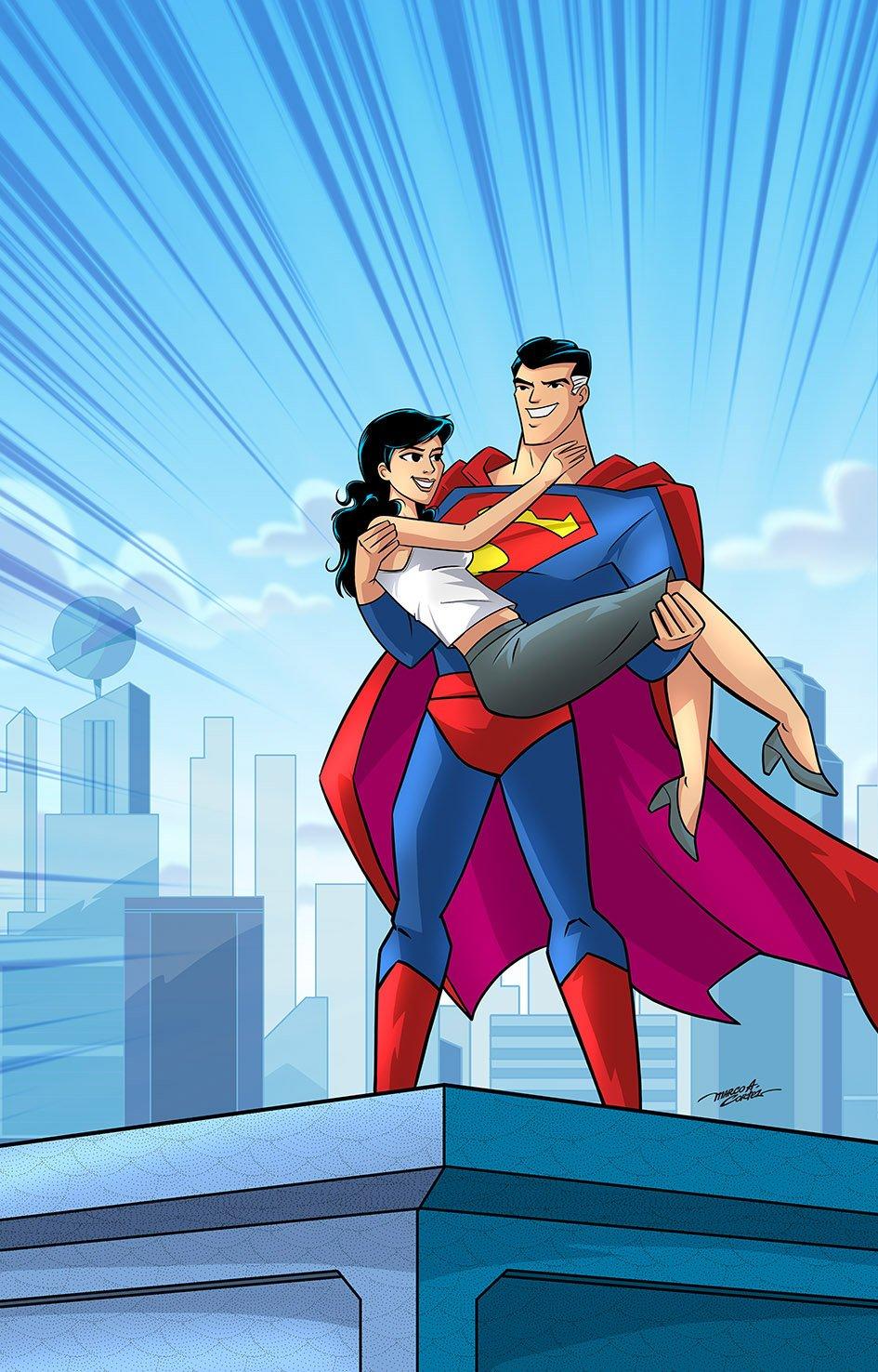 LANE & KENT~* Clark/Superman & Lois relationship... - Page 1103