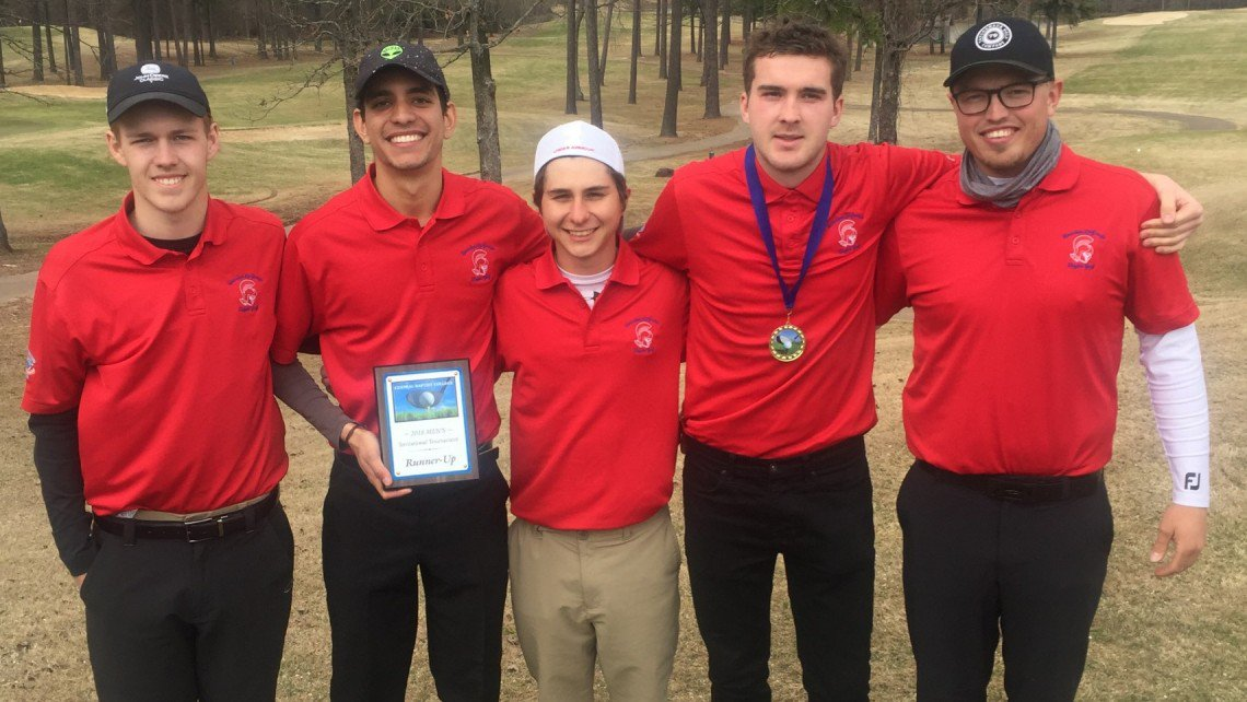 Strong Finish Scores Men's Golf 2nd at CBC Invitational  - https://t.co/mylTxYrYij