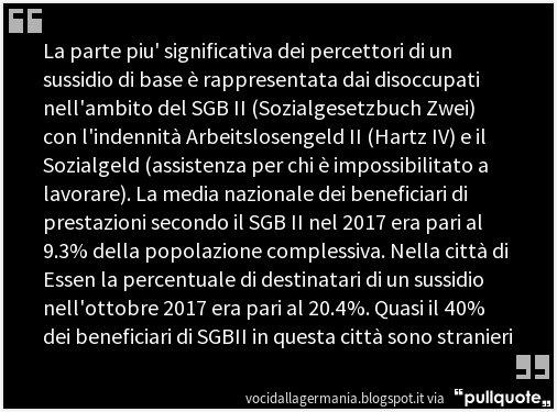 Voci dalla #Germania : Quasi il 10% della popolazione percepisce un sussidio di base.Nella città di Essen nel 2016 il 21.2% della popolazione era classificato a rischio #povertàhttp://pllqt.it/oVvE2d  - Ukustom