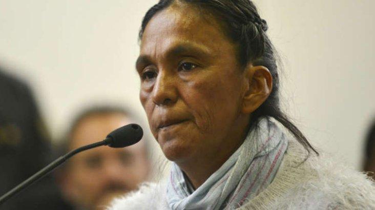 Milagro Sala fue hallada inconsciente en la casa donde cumple  prisión domiciliaria