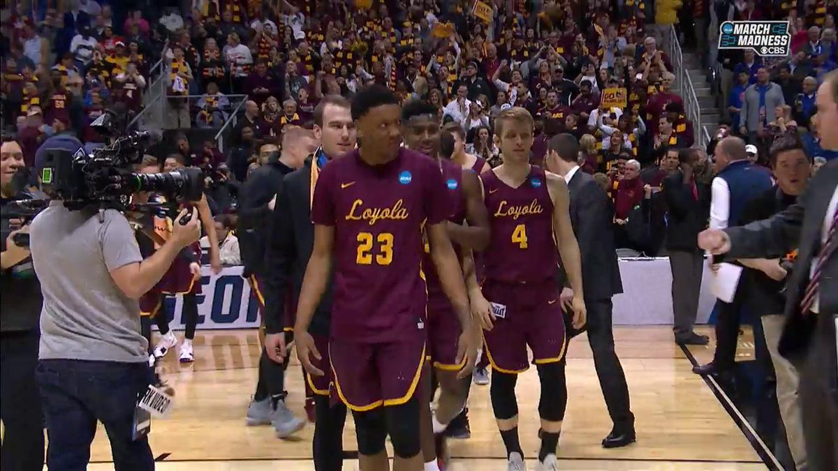 Sister Jean gets to keep on dancing!   #...