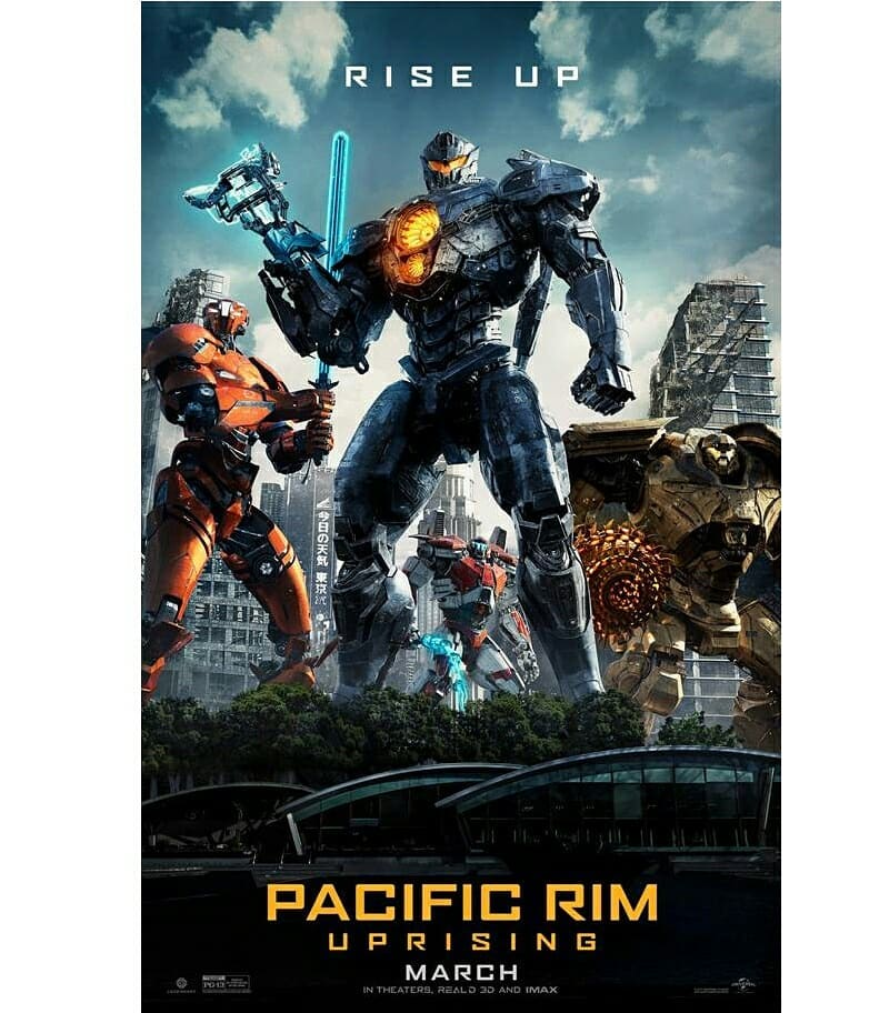 Pacific Rim - Uprising (English) bengali full movie hd download