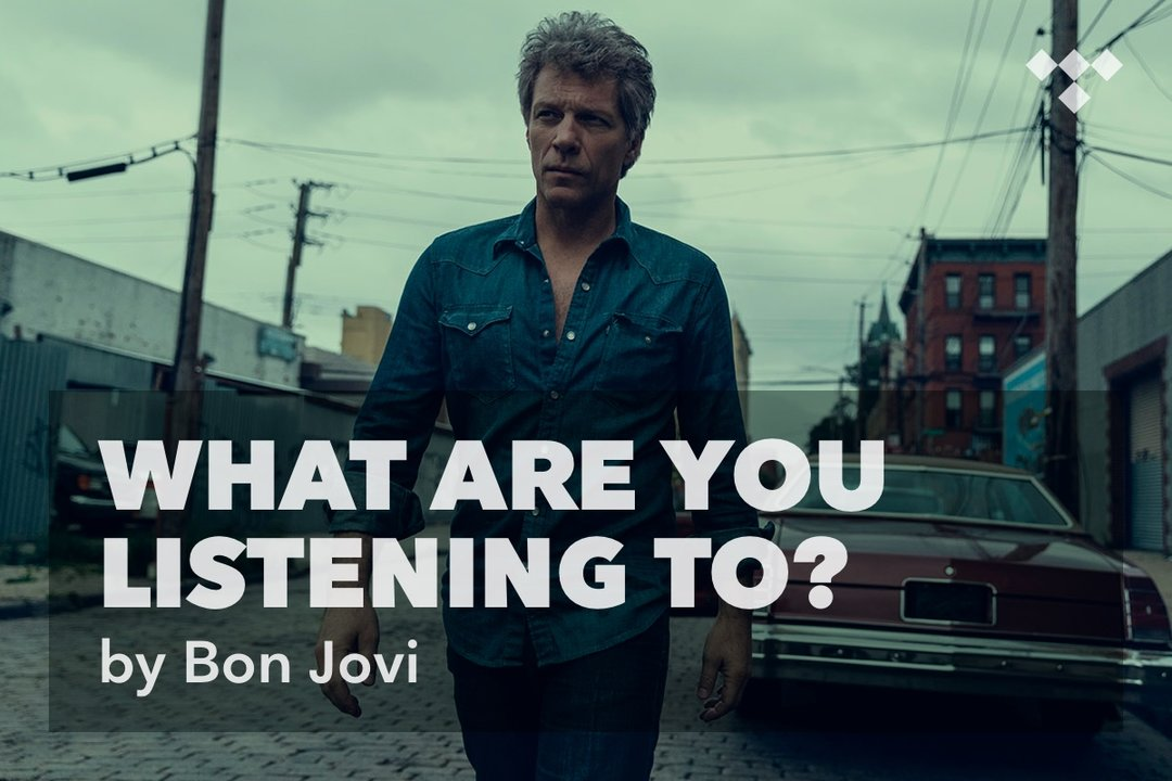 Want to know what @JonBonJovi's been listening to lately? Check out his playlist on @tidal �� https://t.co/q67UFRHkY1 https://t.co/0is9bl07o3